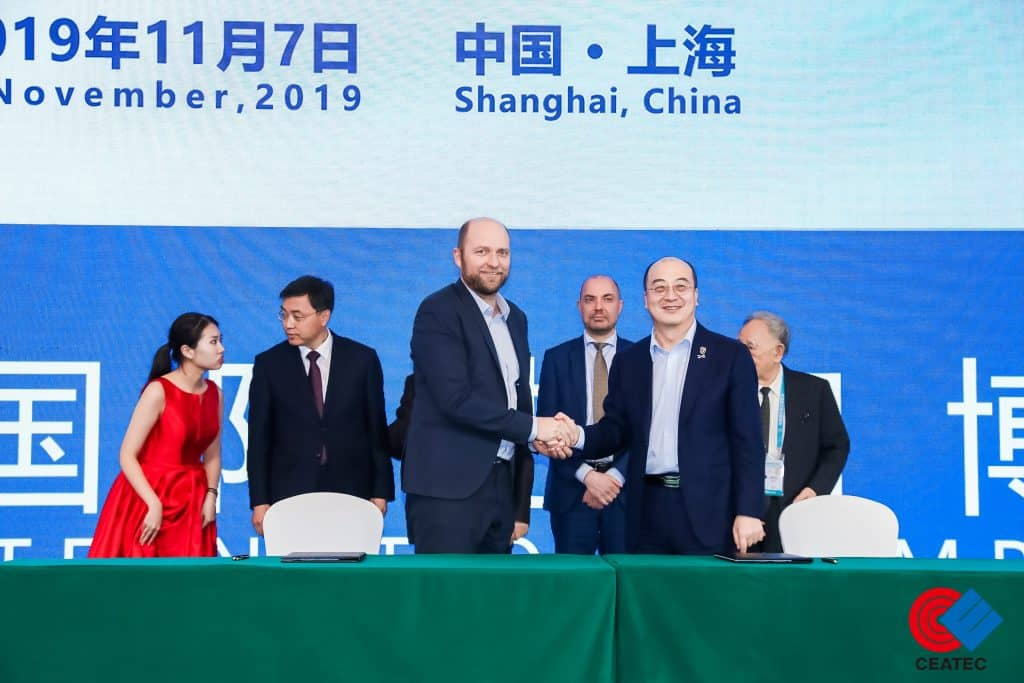 Blue World and AIWAYS signs strategic cooperation agreement