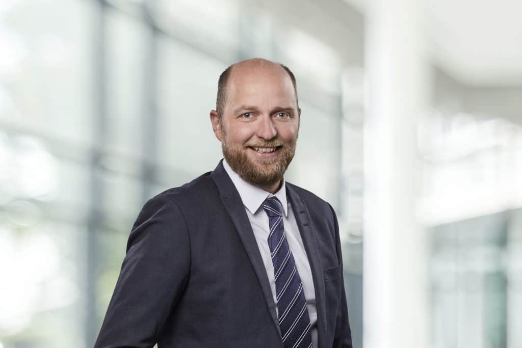 Anders Korsgaard CEO Blue World Technologies