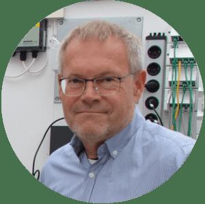 Hans Aage Hjuler CSO at Blue World Technologies