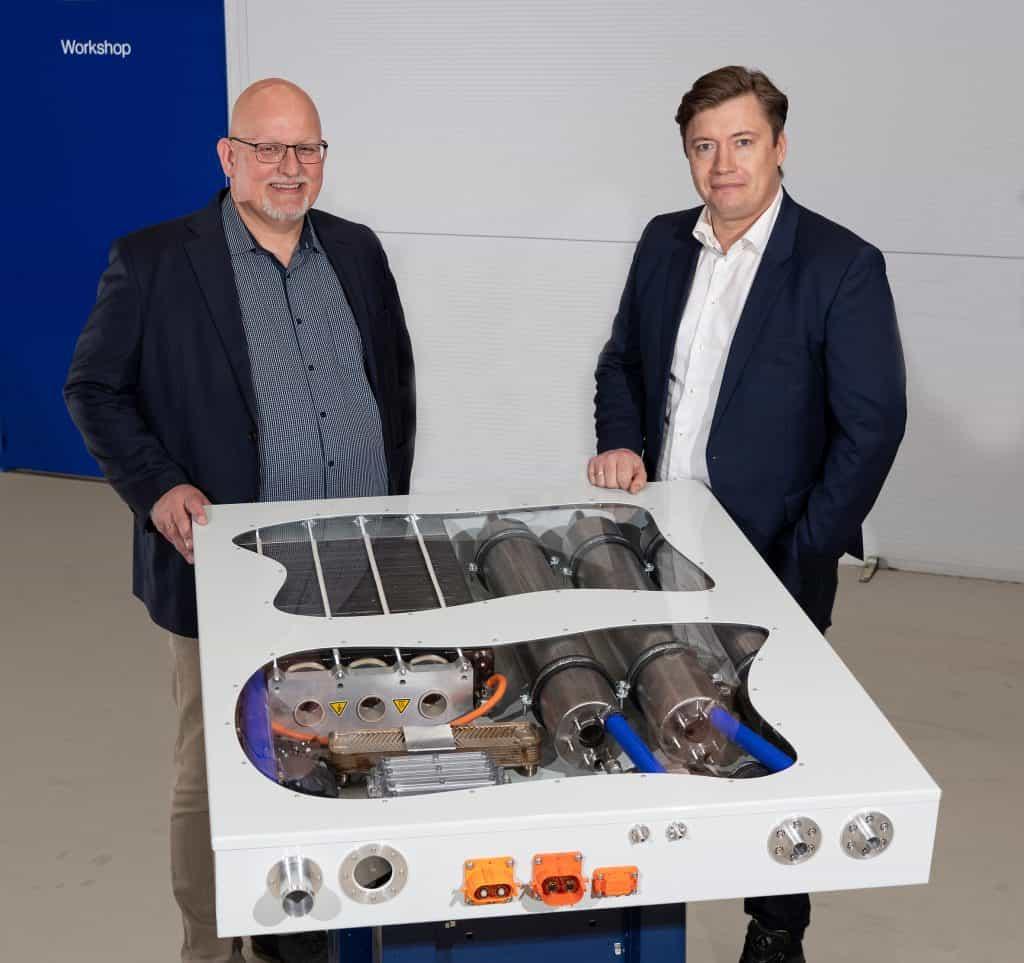 Alfa Laval and Blue World Technologies collaboration