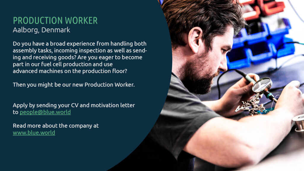Production Worker Aalborg