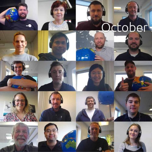 Blue World celebrates two year anniversary