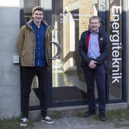 Blue World Technologies collaborates with Aalborg University