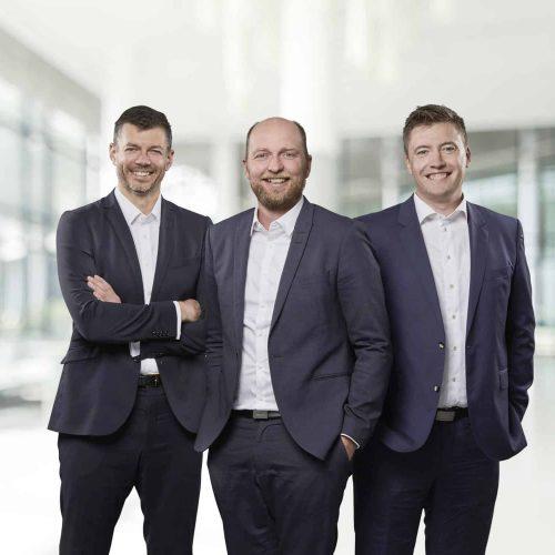 Blue World Technologies founders
